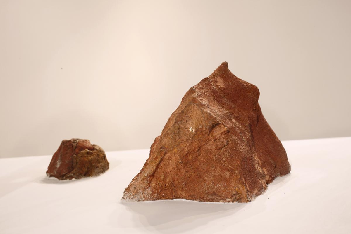 Simon Thiou, artiste accueilli en résidence en automne 2013, Pollen