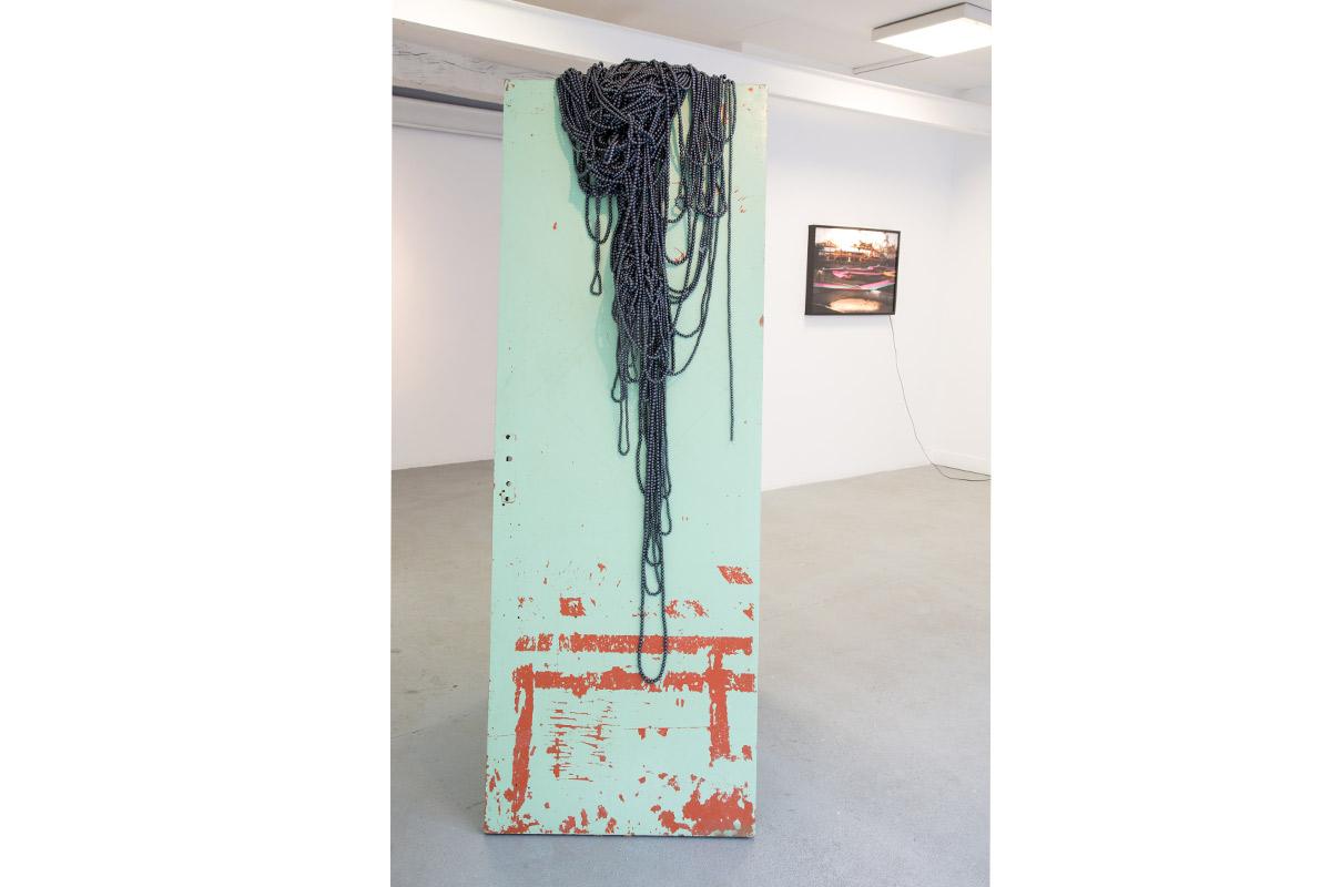 Amandine Pierne, Exposition à Pollen, Monflanquin, 2015