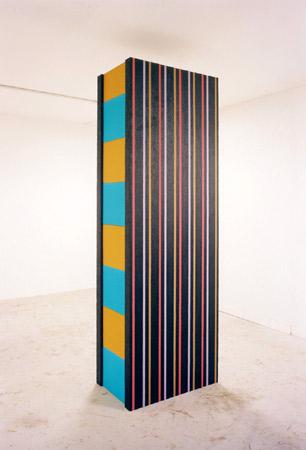 Florian Balze, artiste en résidence, 2002