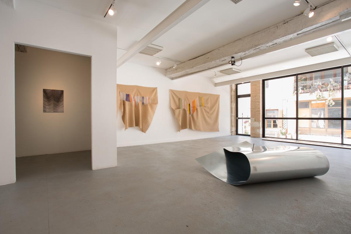 Charlotte Barry, artiste en résidence, 2016