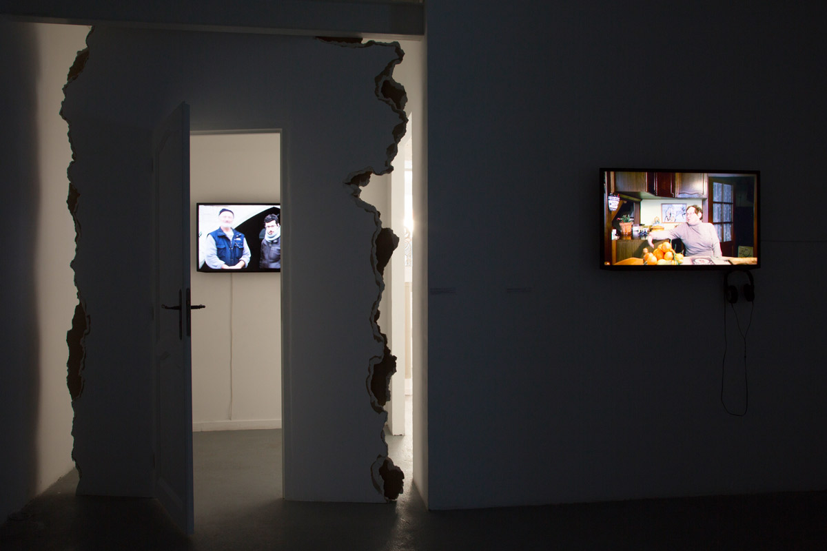 Amélie Berrodier, artiste en résidence, 2016
