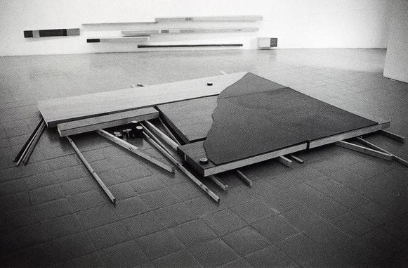Anne-Sophie Desoblin, artiste en résidence, 1999