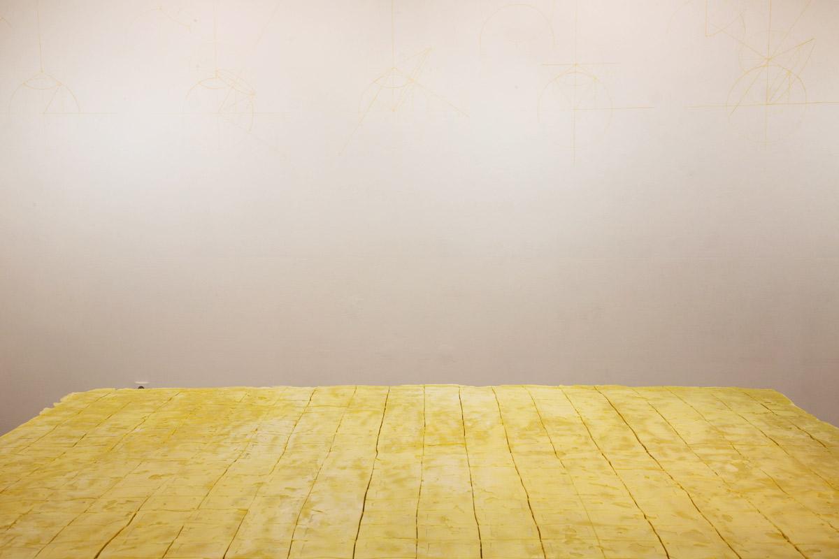 Agathe Berthaux Weil, artiste en résidence, 2018, pollen, monflanquin