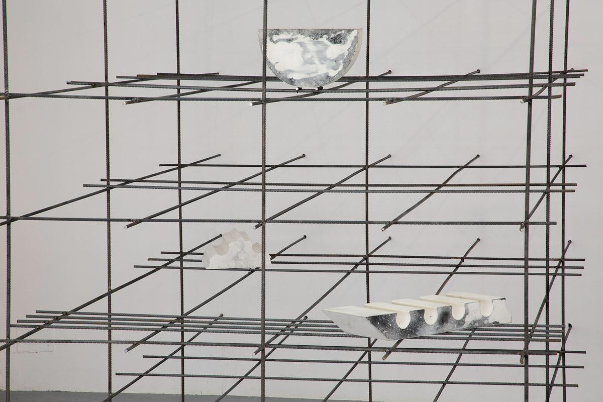 exposition Subnature de Julia Cottin, accueillie en résidence au printemps 2019