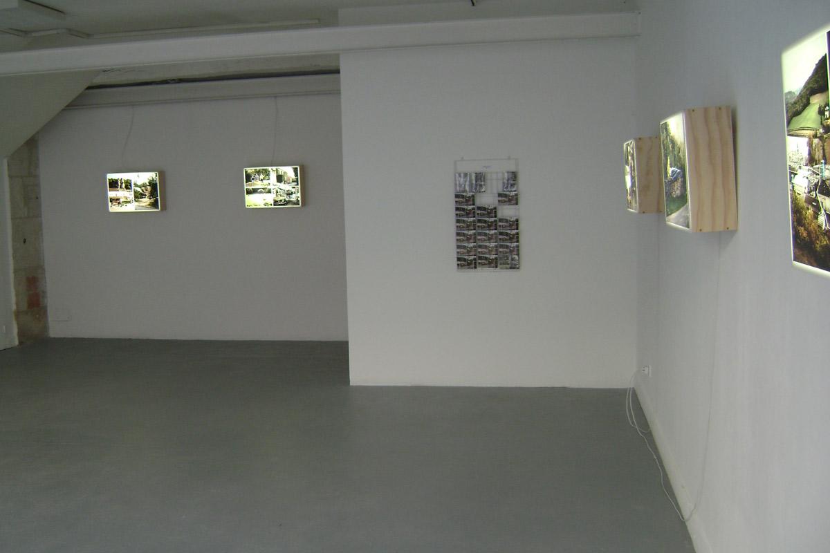 Exposition Cuzorn de Marc Pichelin et Kristof Guez Pollen