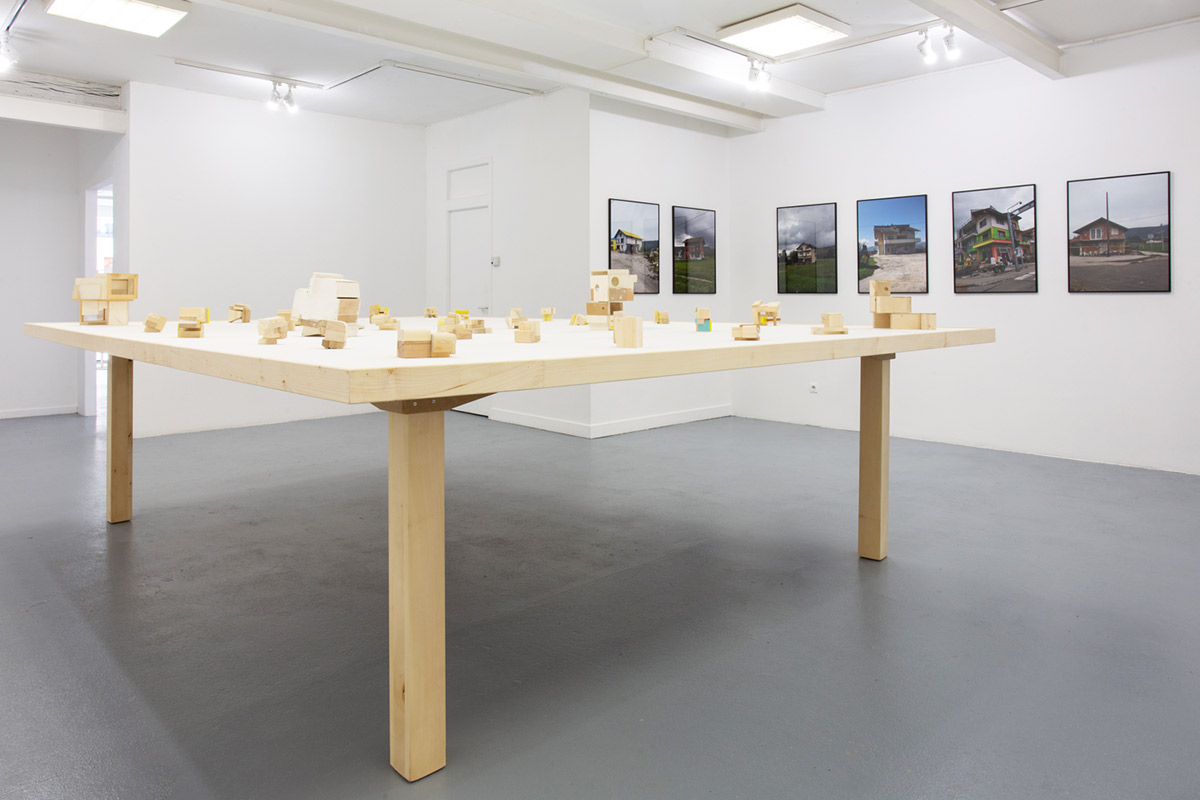 Menghzi Zheng, exposition Pollen - 2020