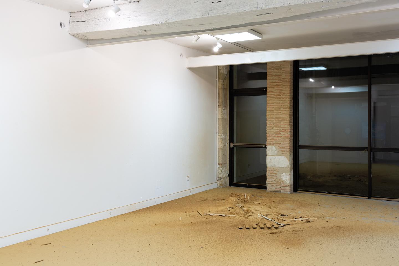Nicolas Daubanes - artistes en résidence - déc. 2020 - pollen